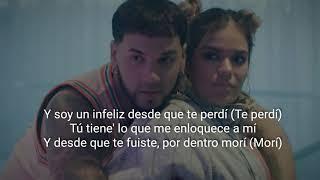 Tu No Amas 💔 - Anuel AA & Karol G |(letra oficial) ft Arcángel 💥💥