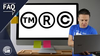 How To Type and Insert Trademark TM, Registered (R) and Copyright (C) Symbols For All Platforms