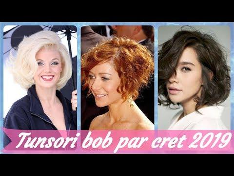 Modele De Frizuri Bob Par Mediu смотреть онлайн на Hahlife