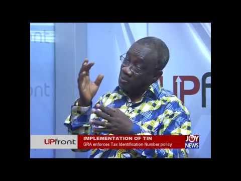 Implementation of tin - UPfront on JoyNews (4-4-18)