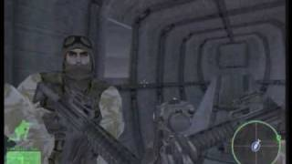 Видео Delta Force - Black Hawk Down: Team Sabre
