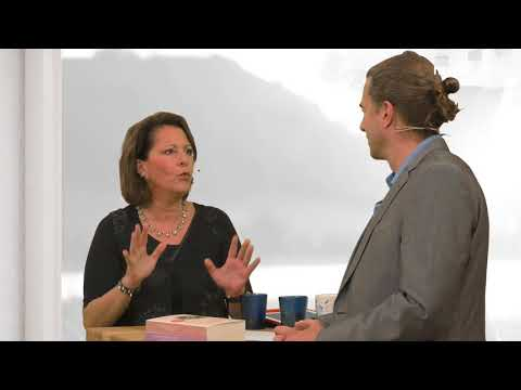 Jeder ist beziehungsfähig - Stefanie Stahl im Gespräch mit Veit Lindau