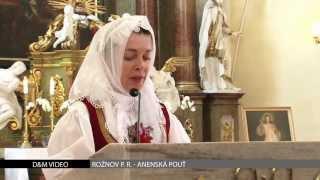 preview picture of video 'ANENSKÁ POUŤ ROŽNOV POD RADHOŠTĚM 28. 7. 2013'
