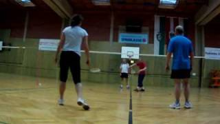 preview picture of video 'Badminton Frohnleiten 1.MOV'