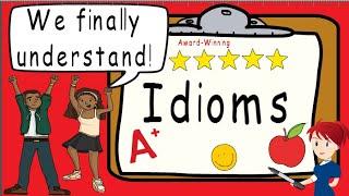 Idioms   Award Winning Teaching Video   What Is An Idiom?   Figurative Language