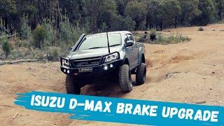 Best Brakes For Isuzu D-Max
