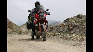 AFRICA TWIN AROUND THE WORLD Part ONE