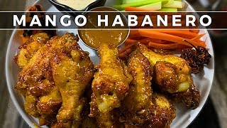 Alitas Mango Habanero | La Capital