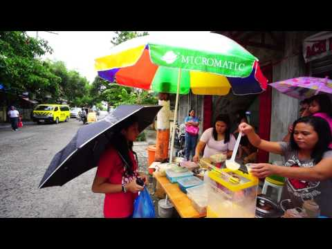 Philippines, Bulacan, Short Walk To Buy Street Food Mp3