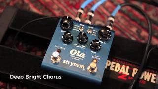 Strymon Ola dBucket Chorus and Vibrato Video