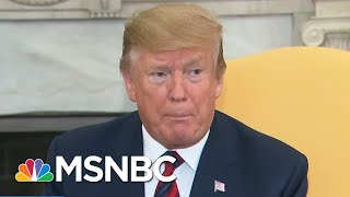 Justice Dept. Report Debunks Pres. Trump's Claim Of A Witch Hunt Against Him - Day That Was | MSNBC