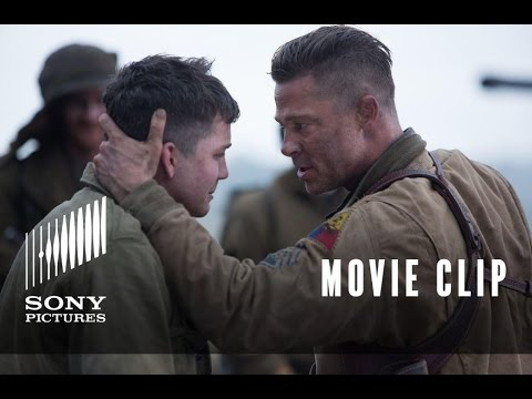 Fury (Clip 'I Cant Do It')