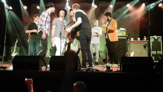 The Trews with Red Wanting Blue - Ishmael & Maggie - May 20, 2017 @ The Kee to Bala