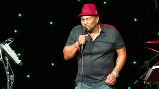 "Aaron Neville - ""Use Me"" - Mohegan Sun Arena - January 18, 2018"