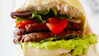 Besser als Beyond-Meat – dieser Burger überzeugt und ist gesund!
