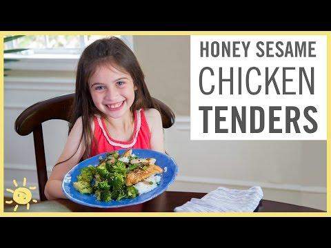 EAT | Avery's Favorite Honey Sesame Chicken Tenders