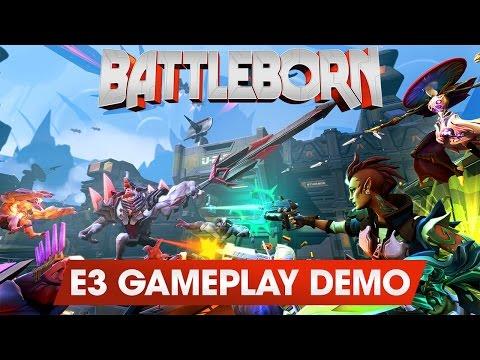 Видео № 1 из игры Battleborn [PC]
