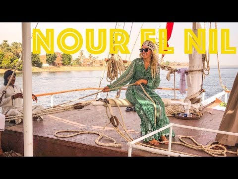 Nour El Nil Sailboat Review | Backflipping the Nile