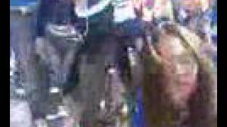 Rangers Fans Dancing - Manchester Riots -  Zenit Uefa Drunk