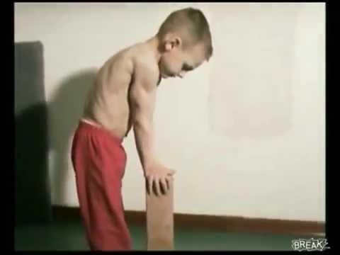 הילד הכי חזק בעולם