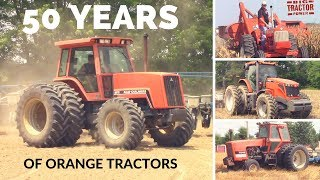 50 Years of Orange Tractors