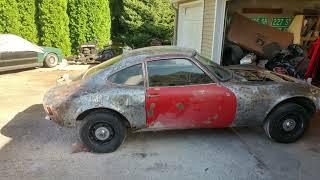 Opel GT - The Beginning