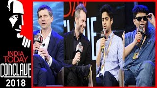 Download Youtube: Is TV Dead? With Tanmay Bhat, Rohan Joshi, Tim Leslie, James Farell | #ITConclave2018