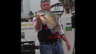 Crappie Fishing Lake Washington, MS CrappieMaster's Tournament, 3 1 2014