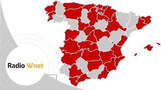 HISZPANIA –  Dramat w Hiszpanii. R. Costa: 5400 członków personelu medycznego jest chora. Nasz rząd to drwina