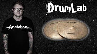 DrumLab: Anatolian cymbals