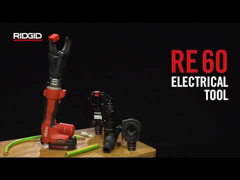 RIDGID RE 60 Electrical Tool