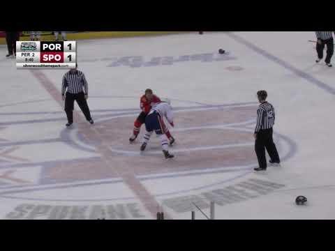 Luke Toporowski vs. Matthew Quigley