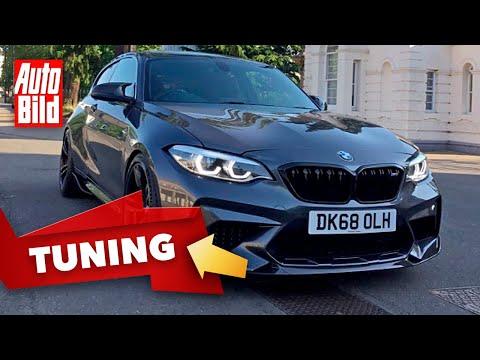 BMW M140i (2020): Umbau - Z3 M Coupé Shootingbrake - Info