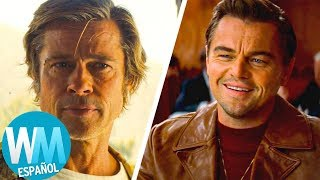 ¡Top 10 Momentos de ONCE UPON A TIME IN HOLLYWOOD!