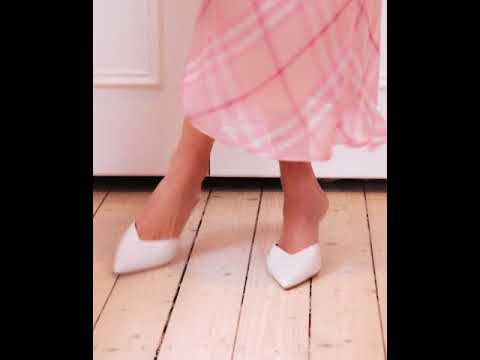 KITTEN HEELS | 3 WAYS TO WEAR | CARMEN HAMILTON