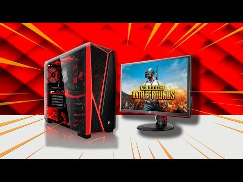 Que PC GAMER 😍 | PUBG | I7 8700 GTX 1060 6GB