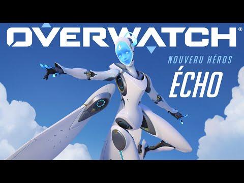 Nouveau héros disponible : Écho de Overwatch