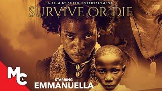 Выжить или умереть | Полный экшн-фильм о выживании | Эммануэла