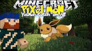 Eevee Hunt Minecraft Pokemon Go 8 Minecraftvideostv