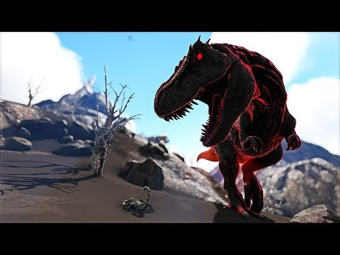 Face to Face with the KING BOSS PRIMAL T-REX! | ARK Primal Fear/Prometheus #30