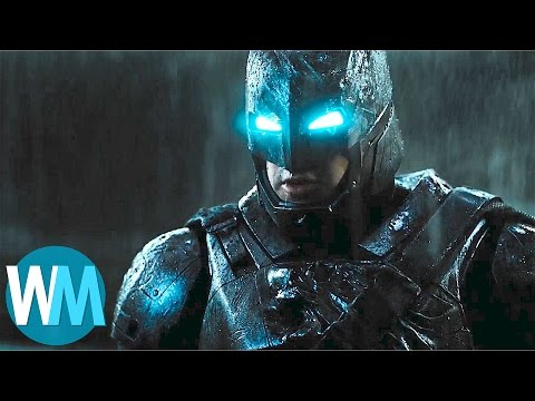 Top 10 Best Action Scenes In DC Movies