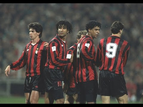 All Time Greatest AC Milan XI