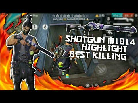 SHOTGUN TERBAIK RATE OF FIRE!!!GAK KASIH AMPUN MUSUH!!!! THE BEST KILLING MONTAGE🔥