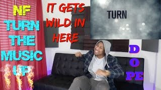 NF   Turn The Music Up Lyric Video Reaction