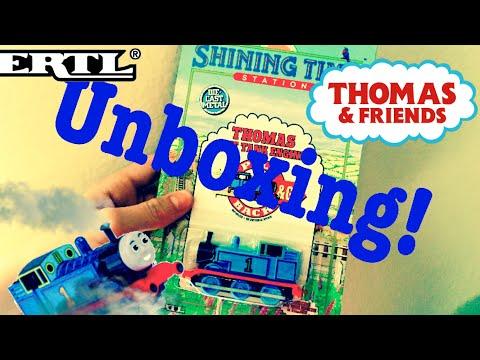 Pull Back ERTL Thomas unboxing