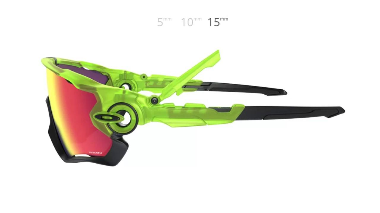 b97fe1921c Oakley Jawbreaker Running Glasses - Prizm Road Burn