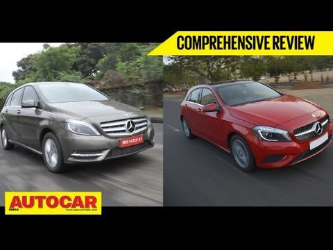 Mercedes-Benz A&B Class Diesel | Comprehensive Review | Autocar India