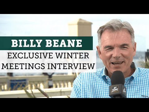 Billy Beane breaks down A's biggest offseason goals, MLB Free Agency | NBC Sports Bay Area