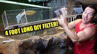 HOW TO build the ultimate DIY aquarium filter