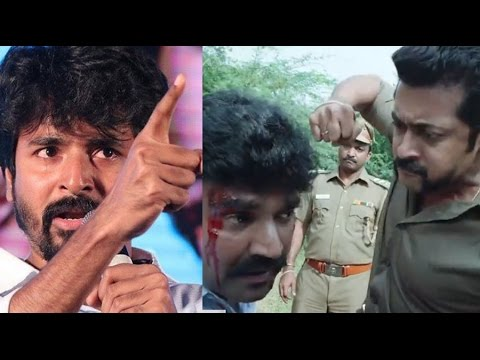 I Want To Act As A Villain Against Sivakarthikeyan, Vijay Sethupathi - Kamalesh interview